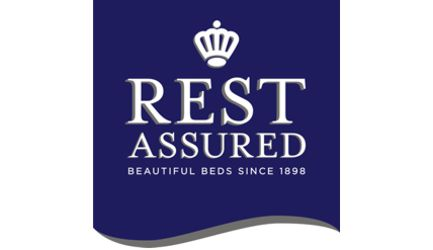 Rest Assured Beds from Arun Furnishers in Littlehampton proudly made in britain