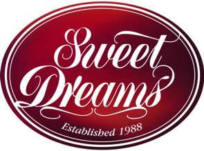 Sweetdreams from Arun Furnishers in Littlehampton proudly made in britain